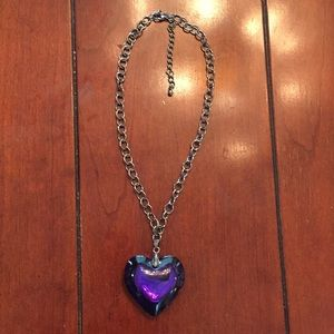 Jewelry - Unique Heart Necklace